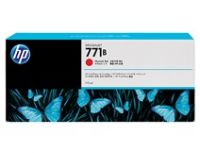 HP 771B 775-ml Chromatic Red Designjet Ink Cartridge