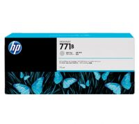 HP 771B 775-ml Light Gray Designjet Ink Cartridge