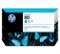 HP 80 175-ml Cyan Ink Cartridge