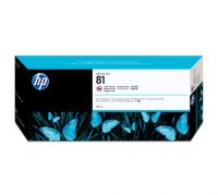 HP 81 680-ml Light Magenta Dye Ink Cartridge
