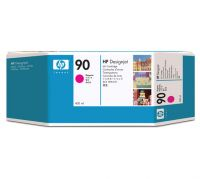 HP 90 400-ml Magenta Ink Cartridge