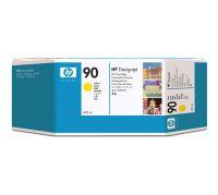 HP 90 400-ml Yellow Ink Cartridge
