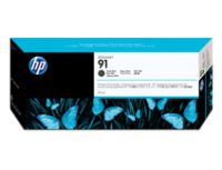 HP 91 775-ml Pigment Matte Black Ink Cartridge