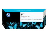 HP 91 775-ml Pigment Light Gray Ink Cartridge