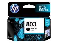 HP 803 Black Original Ink Cartridge (F6V21AA)