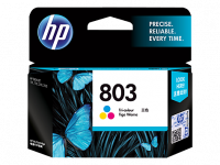 HP 803 Tri-color Original Ink Cartridge