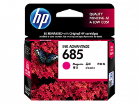 HP 685 Magenta Original Ink Advantage Cartridge
