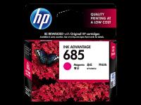 HP 685 Magenta Original Ink Advantage Cartridge