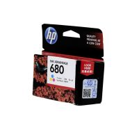 HP 680 Tri-color Original Ink Advantage Cartridge