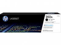 HP 202A Black LaserJet Toner Cartridge