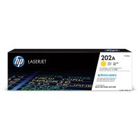 HP 202A Yellow LaserJet Toner Cartridge