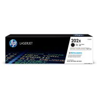 HP 202X Black LaserJet Toner Cartridge