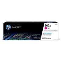 HP 202X Magenta LaserJet Toner Cartridge