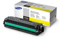 CLT-Y506S Yellow Toner