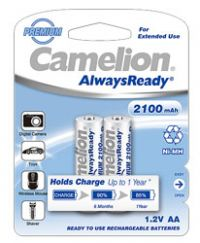 AA 2100 mAh AlwaysReady