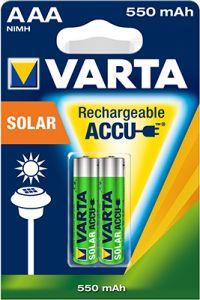 AAA 550 mAh Accu Solar