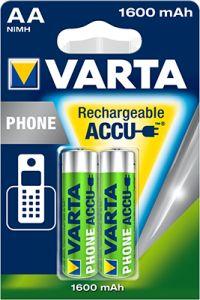 Varta AA 1600 mAh Accu Phone