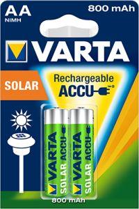 AA 800 mAh Accu Solar