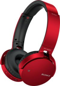 MDR XB650BT (Red)
