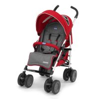 Multiway Evo stroller Red