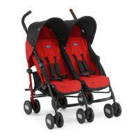 Echo Twin Stroller Garnet