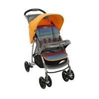 Mirage Plus Stroller, Jaffa Stripe