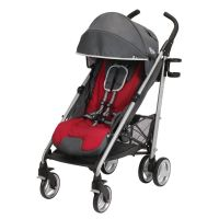 Breaze Click Connect Stroller - Chili Red