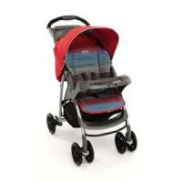 Mirage Plus Stroller, Pepper Stripe