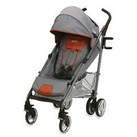 Breaze Click Connect Stroller - Rust