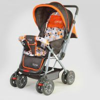 Luvlap Sunshine Baby Stroller 1003 Orange