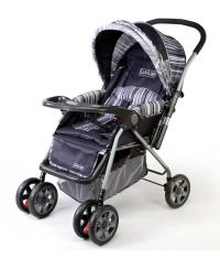 Comfy Baby Stroller 1002 Grey