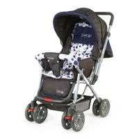 Sunshine Baby Stroller – Navy Blue