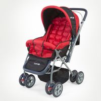 StarShine Baby Stroller – Red