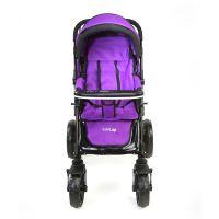 Elegant Baby Stroller – Purple