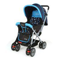 Sunshine Baby Stroller – (Blue/Black)