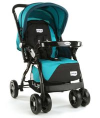 Galaxy Stroller (Blue & Black)