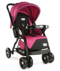 Galaxy Stroller (Pink & Black)