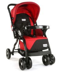Galaxy Stroller (Red & Black)