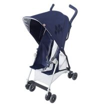 Maclaren Mark II Stroller - Midnight Navy