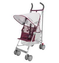 Maclaren Volo Stroller Silver/Plum