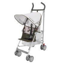 Maclaren Volo Stroller Silver/Highland Green