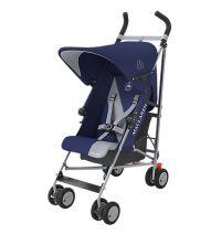 Maclaren Triumph Stroller - Medieval Blue/Silver