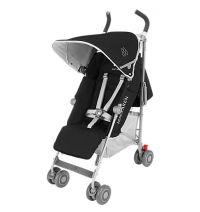 Maclaren Quest Stroller-Black/Silver