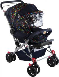 MM-26Pram(8027) Navy Blue