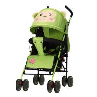 Twinkle Twinkle- Compact Folding Baby Stroller Green
