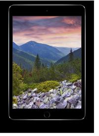 iPad Mini 3 with Retina Display Wi‑Fi and Cellular, 64 GB Space Grey