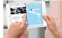Apple iPad mini 4 wifi 128 GB with Retina Display Gold