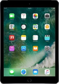 iPad Air2 with Wi-Fi & Cellular - 16GB Silver