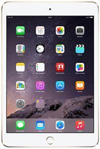 iPad mini 3 with Retina Display Wi-Fi, 128GB Gold