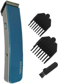 Maxel Ak-216 Trimmer for Men - Blue